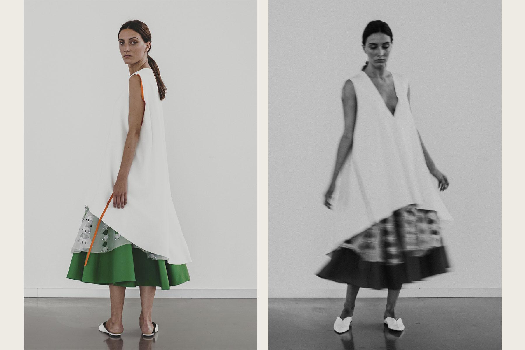 © ELI- two | Blossomed Tears | colección moda